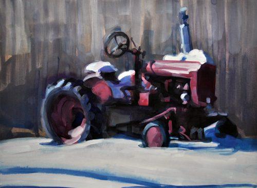Farmall A Tractor