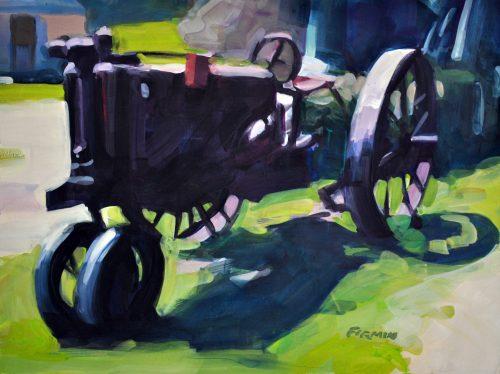 McCormick Deering Farmall Tractor